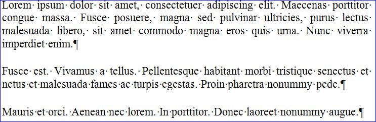 lorem-341 =rand( ) dans Trucuri de efect pentru un document perfect