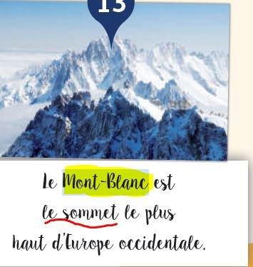 Mont-Blanc sommet
